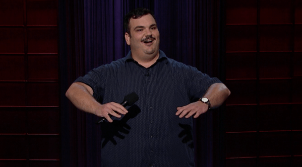 Ian Karmel on The Late Late Show with James Corden