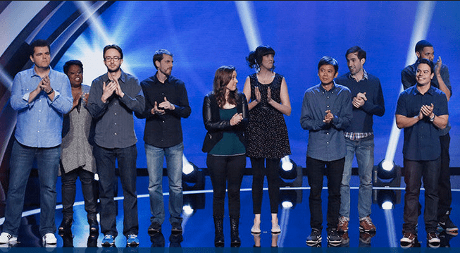 Last Comic Standing 9: The Showdowns, from Top 10 to Top 5