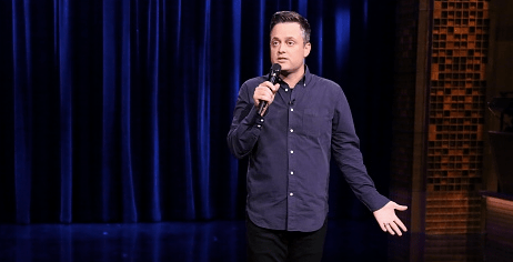 Nate Bargatze's third appearance on The Tonight Show Starring Jimmy Fallon
