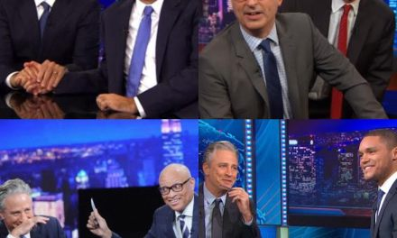 Jon Stewart: The Godfather of Late-Night TV in 2015