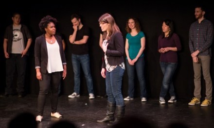 On promoting diversity in improv comedy