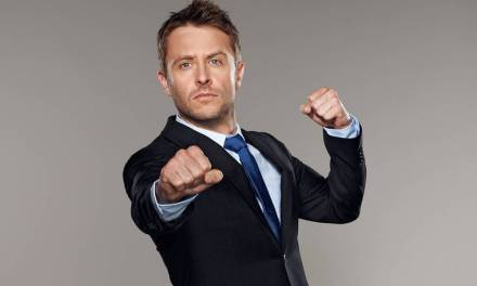 Chris Hardwick to host actual game show for NBC: The Wall
