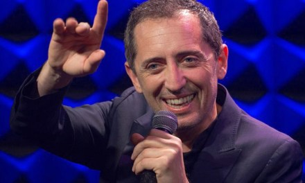 Review: Gad Elmaleh (All In English) at Joe's Pub