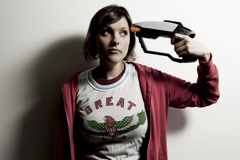 Josie Long: Cara Josephine (at SoHo Playhouse)
