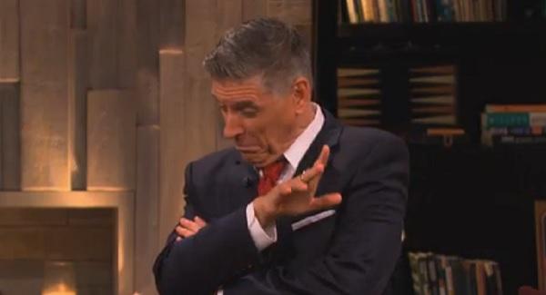 "Weird Al Yankovic insinuates Craig Ferguson is the P-word on ""Celebrity Name Game"""