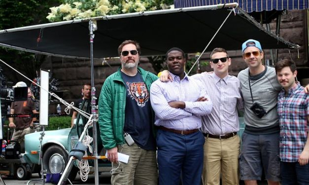 "Comedy Central orders 10 episodes of ""Detroiters"" starring Tim Robinson and Sam Richardson with Jason Sudeikis"