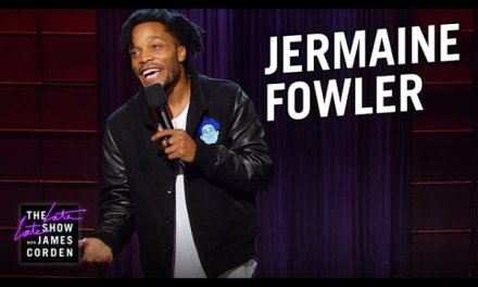 Jermaine Fowler on The Late Late Show with James Corden