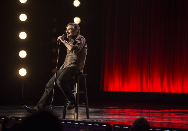 "Marc Maron: ""More Later"" on EPIX"