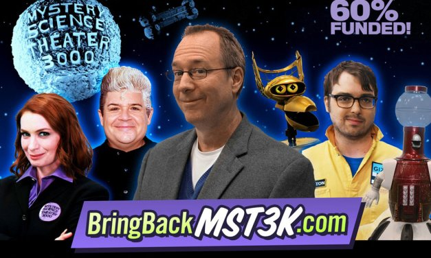 Jonah Ray to host new reboot of MST3K, joined by Patton Oswalt, Felicia Day, Baron Vaughn, Hampton Yount