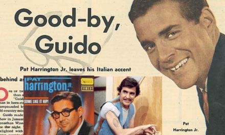 "R.I.P. Pat Harrington, Jr. (1929-2016) aka ""Schneider"" or ""Guido Panzini"""