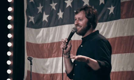 Rory Scovel: The Charleston Special, on Seeso