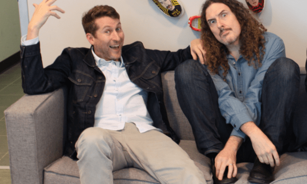 Weird Al Yankovic joins IFC's Comedy Bang! Bang! as Scott Aukerman's bandleader