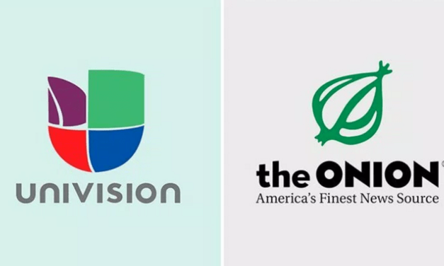 Actual TV network buys stake in satirical news network (Univision invests in The Onion/AV Club/Clickhole to bolster Fusion)