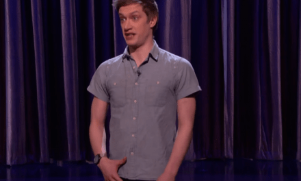 Daniel Sloss makes his fifth appearance on Conan