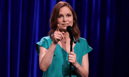 Mary Lynn Rajskub on The Tonight Show Starring Jimmy Fallon