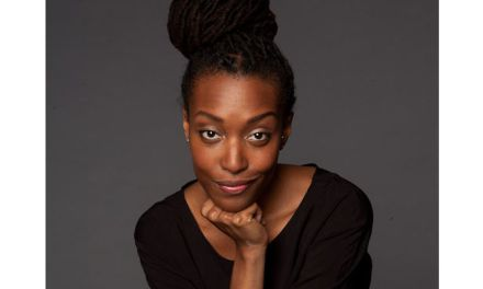 Franchesca Ramsey joins The Nightly Show with Larry Wilmore as correspondent/writer