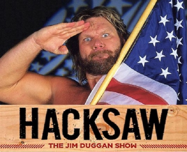 "WWE Hall of Fame wrestler ""Hacksaw"" Jim Duggan launches 2×4 stand-up comedy tour"