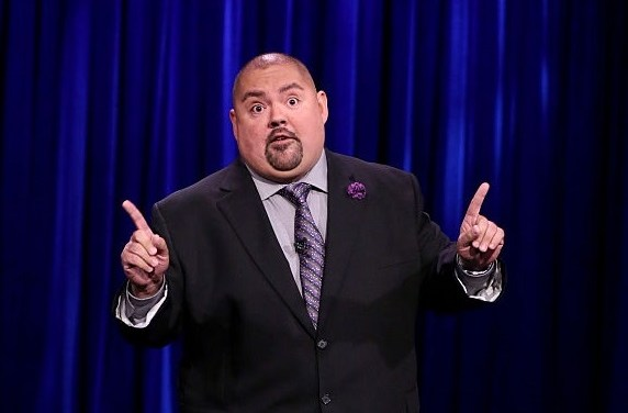 Gabriel Iglesias suits up for The Tonight Show Starring Jimmy Fallon