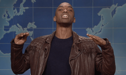 Jay Pharoah imagines a meeting of black comedians in SNL impersonation medley