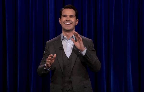 Jimmy Carr on The Tonight Show Starring Jimmy Fallon