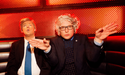 """Trump vs Bernie"" wins Fusion nomination for TV series, election specials"