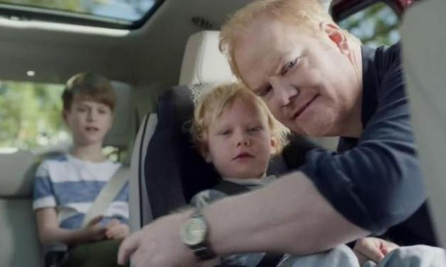 Jim Gaffigan, his kids and his stand-up in a Chrysler Pacifica