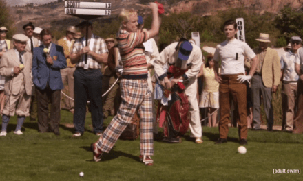 Watch Jon Daly and Adam Scott play The Adult Swim Golf Classic