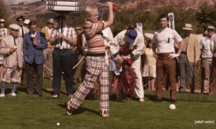 Watch Jon Daly and Adam Scott play The Adult Swim Golf Classic