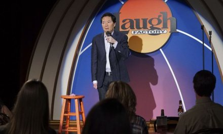 Flashback Friday: Ken Jeong made his TV debut as a stand-up on The View in 2001, Dr. Ken makes stand-up debut on ABC season finale