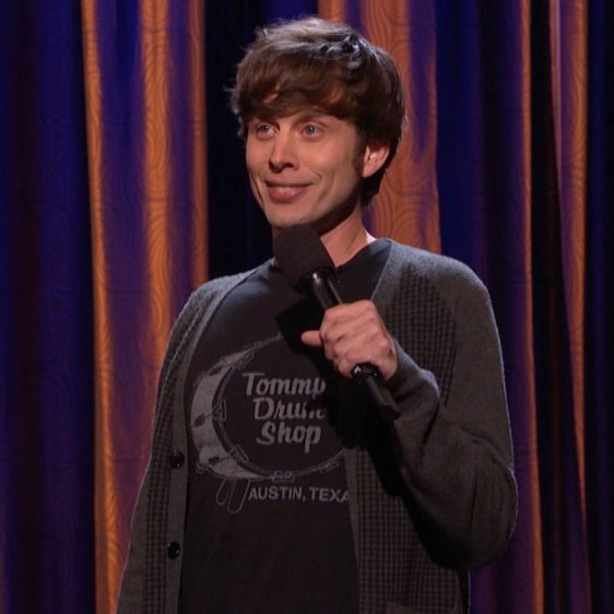 Steve Gillespie on Conan