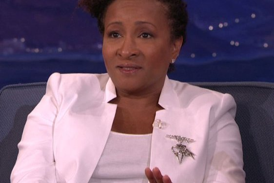 Wanda Sykes tells Conan how she feels about Bill Cosby