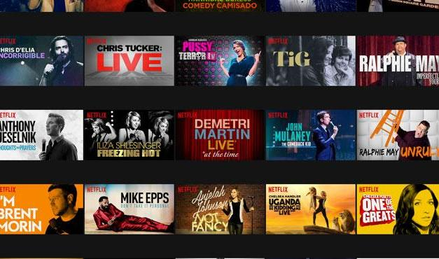 Netflix summer slate of stand-up comedy includes Jeff Foxworthy and Larry the Cable Guy team-up, Bo Burnham, Ali Wong and more from Jim Jefferies, Iliza Shlesinger