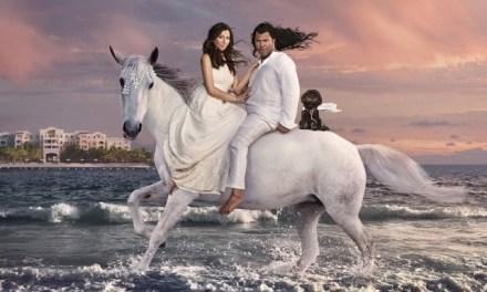 Booking.com books engaged couple Jordan Peele and Chelsea Peretti for TV ad campaign