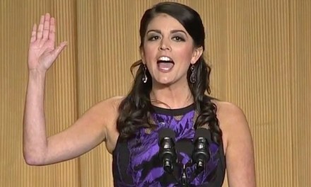 Cecily Strong's speech at the 2015 White House Correspondents Dinner