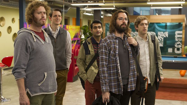 The jokes on them: Art imitating apps on HBO's Silicon Valley