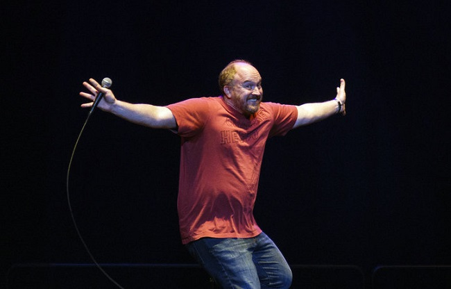 Louis C K Heads On International Stand Up Tour Theaters And Arenas For Remainder Of 2016