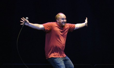 Louis C.K. heads on international stand-up tour, theaters and arenas, for remainder of 2016