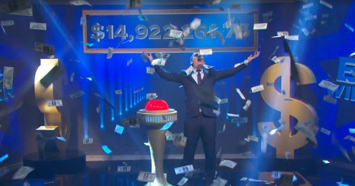 Last Week Tonight with John Oliver explores our massive debt-collection dilemma, then absolves $15 million of it in record TV giveaway