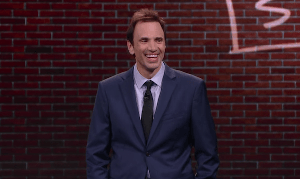 Paul Mecurio on The Late Show with Stephen Colbert