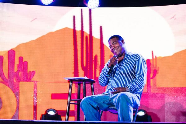 The amazing incredible comebacks of Tracy Morgan and Ardie Fuqua