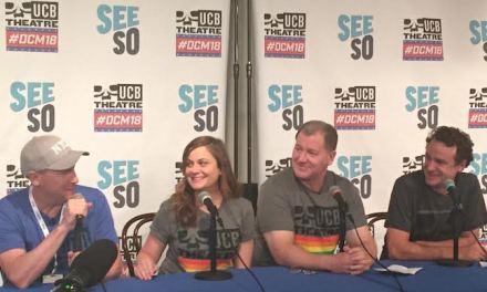 Episode #103: Live from DCM18 at the Del Close Marathon