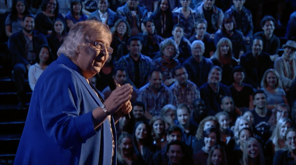 Julia Scotti's performance from Judge Cuts at America's Got Talent 2016