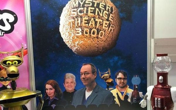 MST3K revival will debut on Netflix with 14 episodes