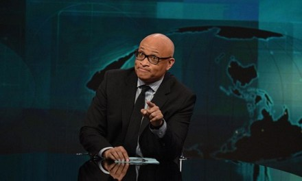 Larry Wilmore talks about his surprising cancellation by Comedy Central