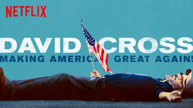 "Review: David Cross, ""Making America Great Again!"" (Netflix)"