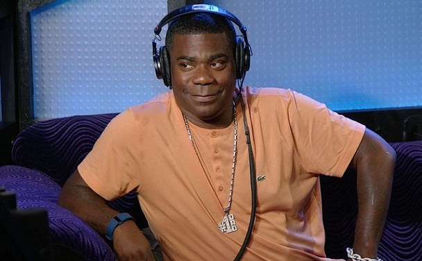 Listen to Tracy Morgan's 80-minute sit-down with Howard Stern