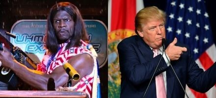 Idiocracy screenwriters wrote some 2016 videos for Terry Crews to revisit future President Camacho, but you won't see likely see them in 2016