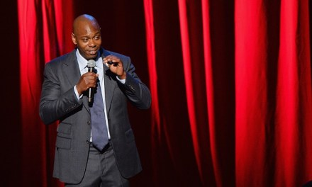 For Dave Chappelle's 43rd birthday, a surprise run of NYC shows for you