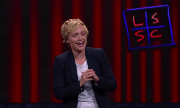 Emma Willmann's TV debut on The Late Show with Stephen Colbert