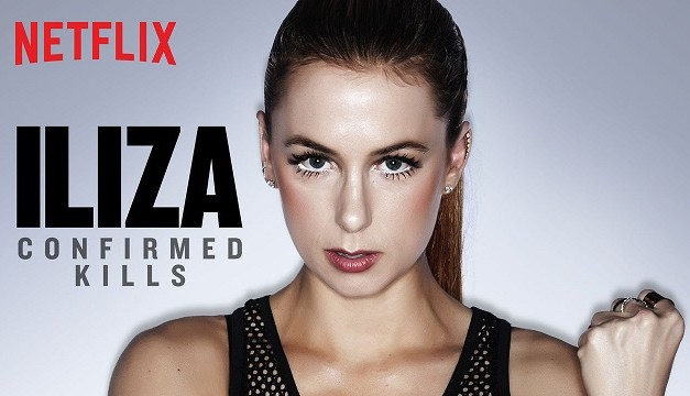 "Iliza Shlesinger's third Netflix special, ""Confirmed Kills"" launches as she embarks on late-night development deal with Freeform"